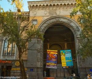 Odessa, Stock Exchange