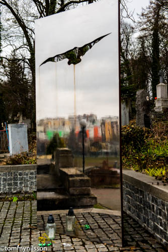 At Lychakiv cemetary 2