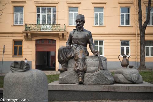 Coffee hero Yuriy Kulchitsky