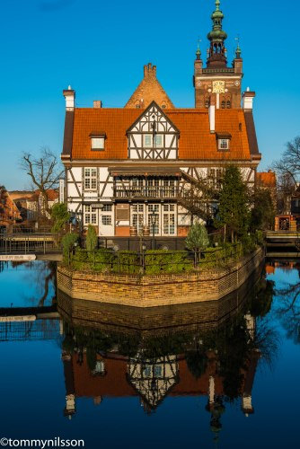 The Mill, Gdansk