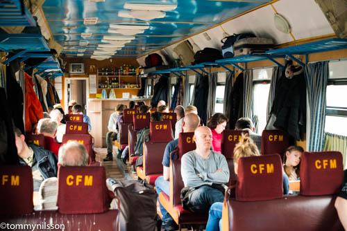 Train Odessa - Tiraspol