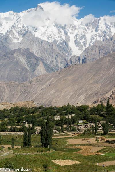 Nagar Hoper Village