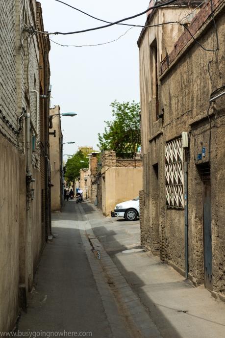 Old part of Tehran
