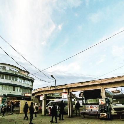 Constanta bus station