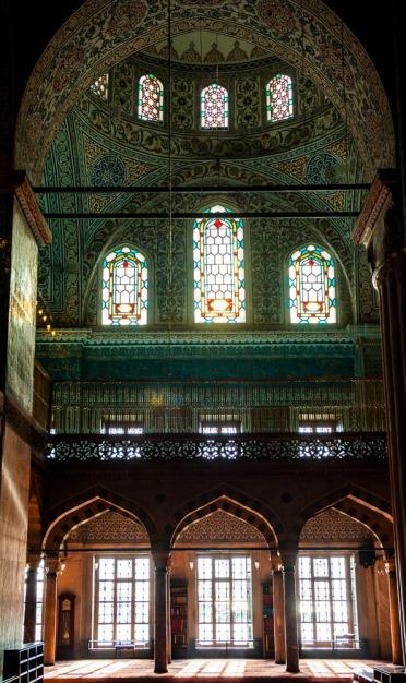sultan ahmed camii
