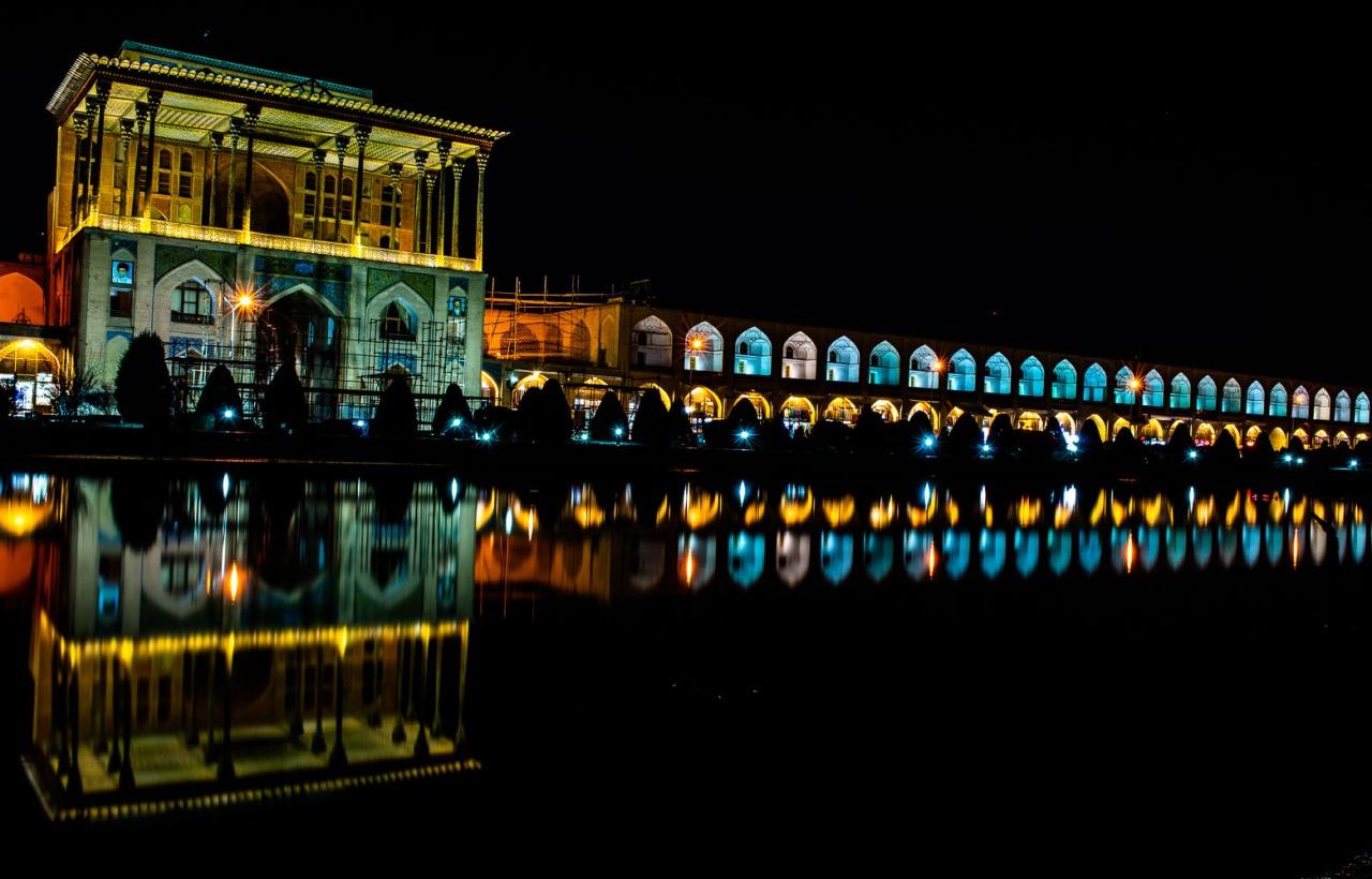 Ali Qapu Palace, Naqsh-e Jahan Square, Isfahan