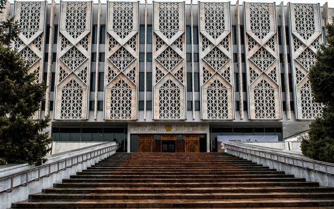 History museum in Tashkent