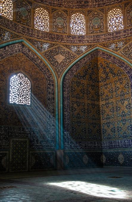 Lotfallah mosque, Isfahan