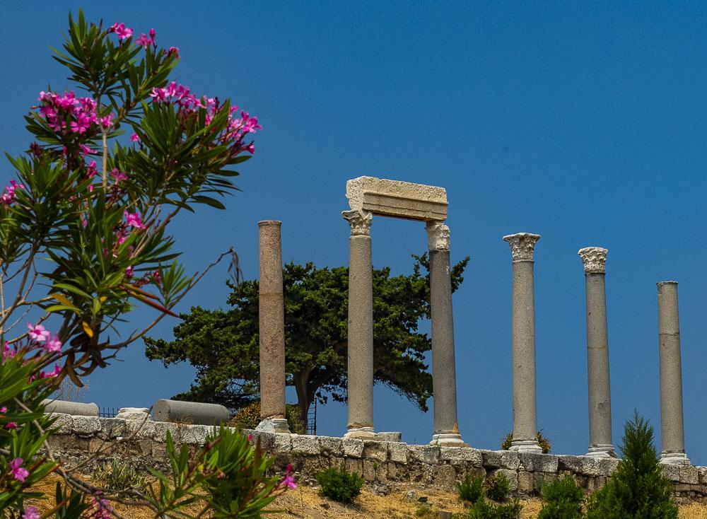 Pillars at Byblos_1
